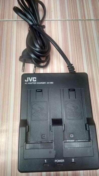<strong>cargador</strong> Marca Jvc Modelo Aa/v90eg