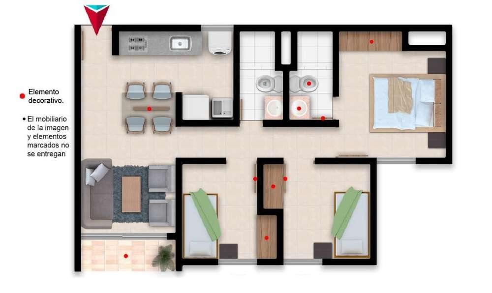 Venta de Derecho de Compra - Apartamento