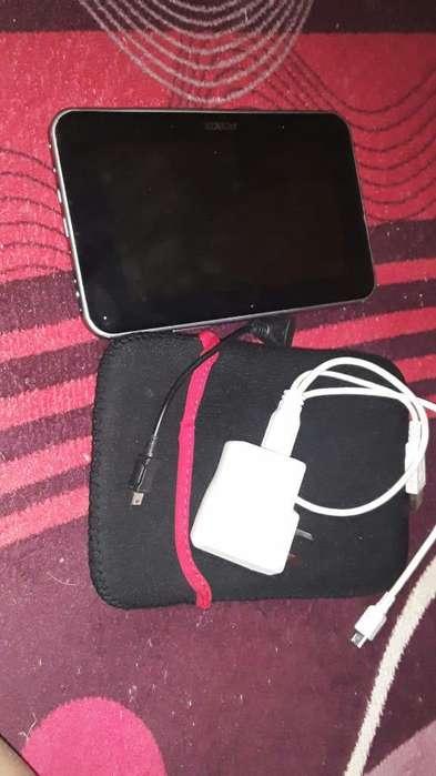 Vendo Tablet en Caja.practicamente Nueva