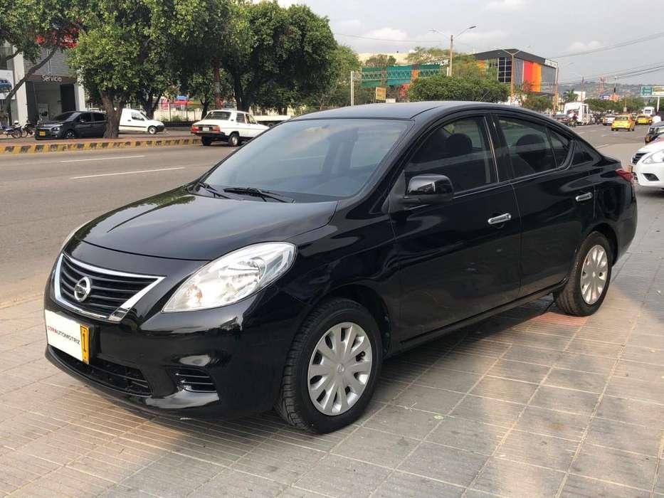 Nissan Versa 2014 - 130000 km