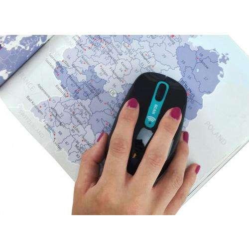 Scanner Iris Scan Mouse Wifi