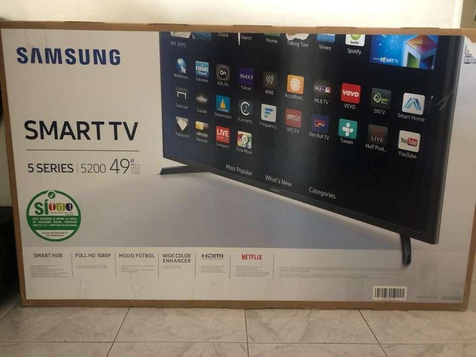 Samsung Smartv 49
