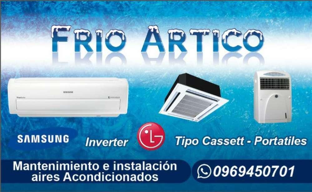 Reparacion Y Mantenimientos de Aires A/c