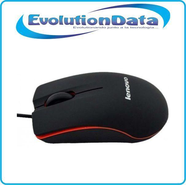 Mouse Optico Lenovo USB Scroll Original
