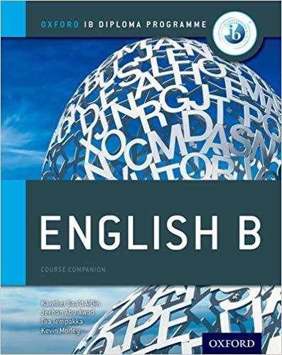Libro English B Oxford
