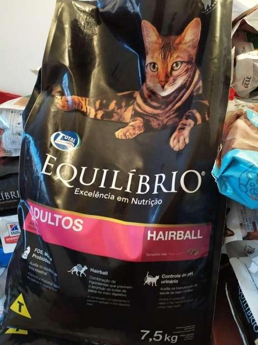 Alimento para Gatos Equilibrio