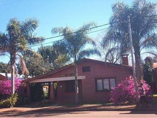 nd26 - Casa para 1 a 7 personas con cochera en Capiovi
