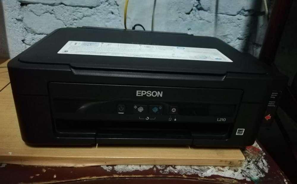 Impresora Y Fotocopiadora Epson L210