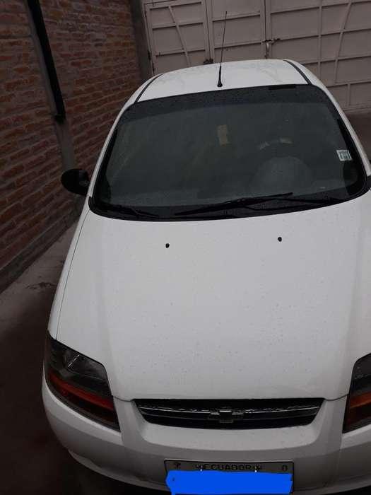 Chevrolet Aveo 2008 - 200 km