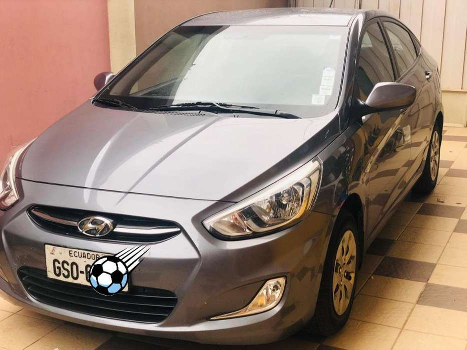 Hyundai Accent 2015 - 81000 km