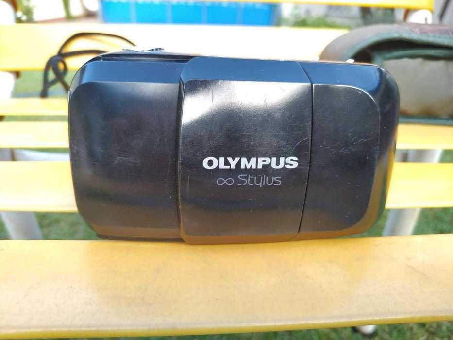 Olympus Stylus Rollo Original Impecable