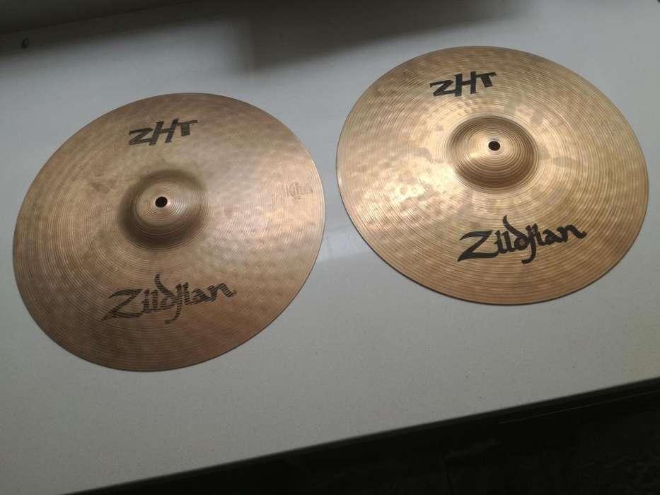 Hi Hats Zildjian Zht 14 (Gama Media)