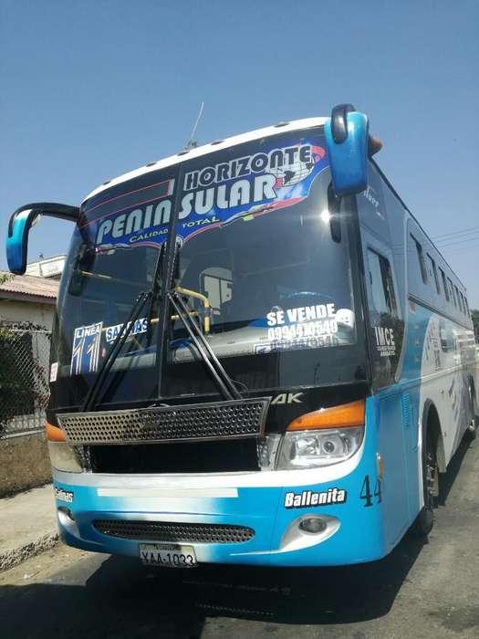 Vendo Bus Ak Año 2013