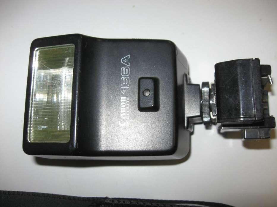 canon accesorios AE lentes flash bateria
