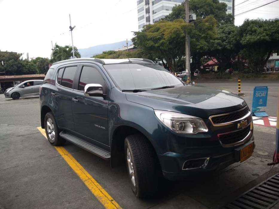 Chevrolet Trailblazer 2013 - 117000 km