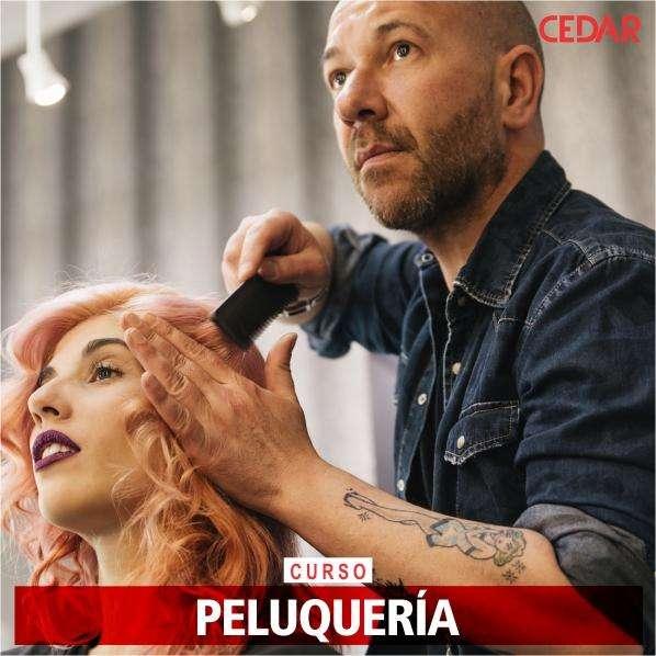CURSO PELUQUERIA (PRESENCIAL)