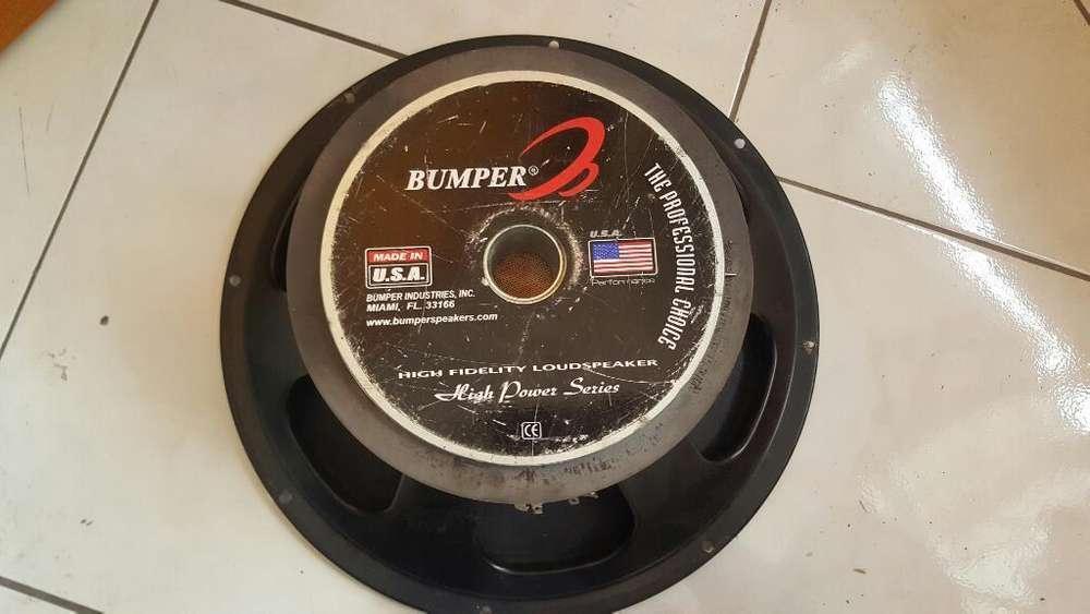 Parlante Bumper 15'' 1000 Watts