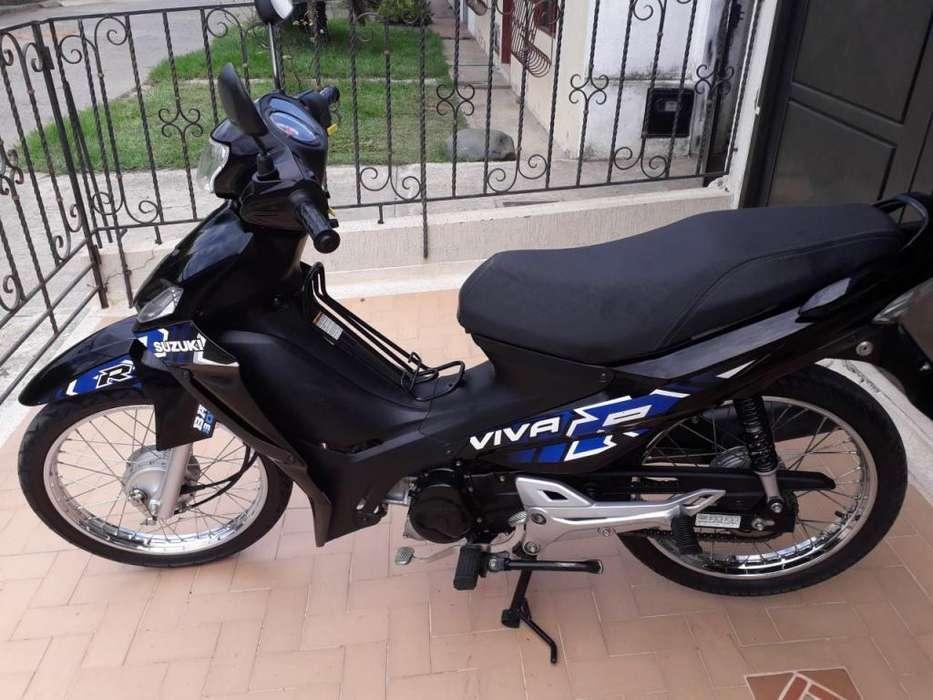 Se vende moto suzuki Viva 2017 cilindraje115 Roldanillo Valle