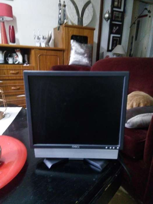 Monitor 17 Dell cuadrado