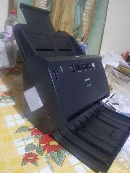 Escaner Nuevo Canon Imageformula DR C 240