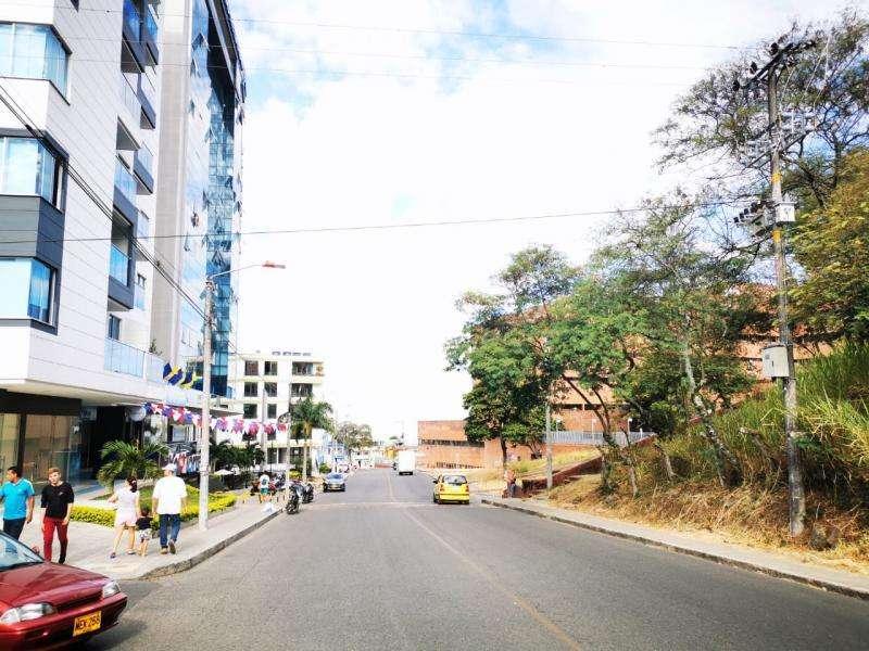 Apartaestudio En Arriendo En Ibague Conjunto Residencial Santa Monica Piso 9 Cod. ABPAI11487