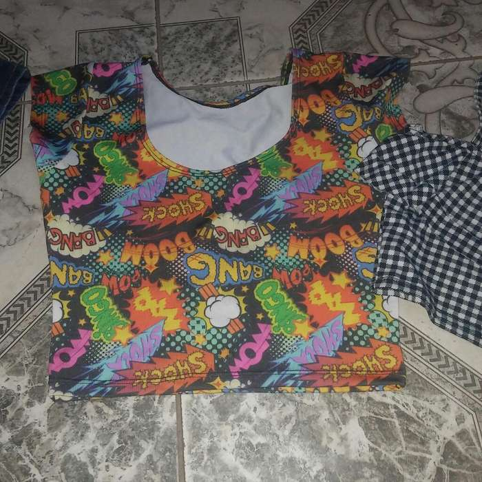 Vendo 2 Hermosos Top