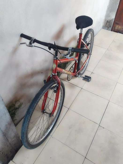 Bicicleta Rod 26 Lista para Andar