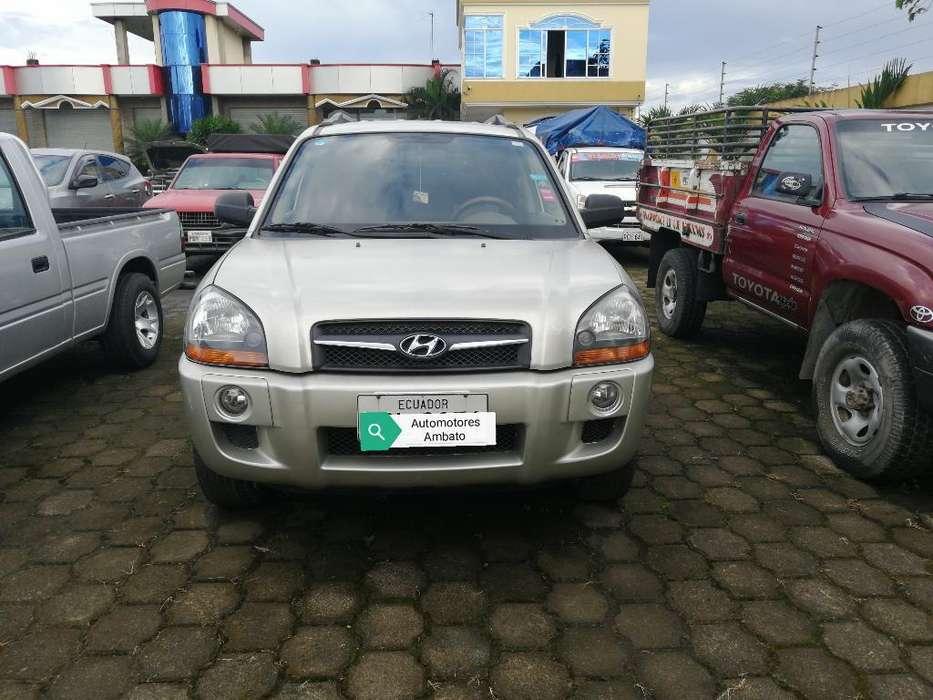 Hyundai Tucson 2010 - 100000 km