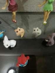 Vendo Colección de Hadas Y Animalitos