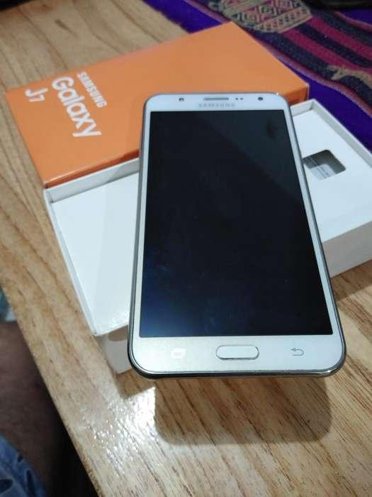Samsung J7 Libre Impecable