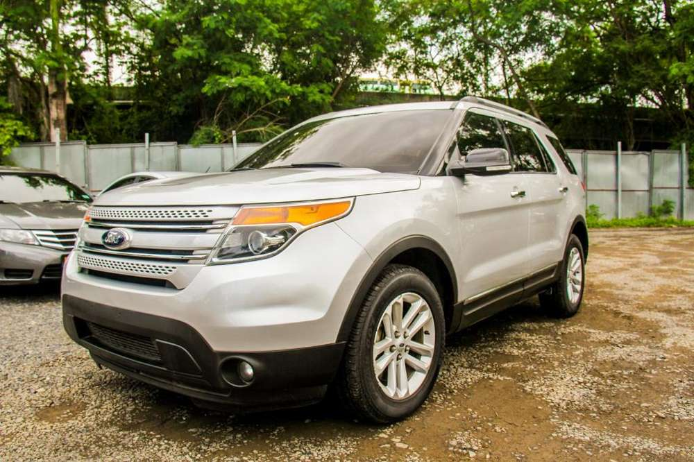 Ford Explorer 2014 - 116000 km
