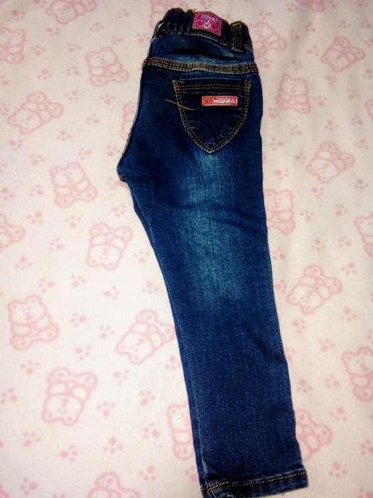 Liquidacion Jeans Nena Talle 3