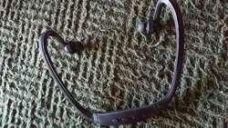 Auriculares vincha con Bluetooth con tarjeta de memoria soporta hasta 32gb buen sonido manos libres