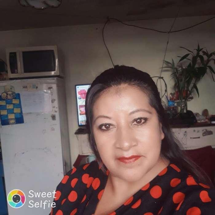 Busco Trabajo de Domestica