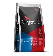 sieger adulto mediano x 15 kg