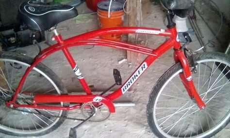 Bicicleta rodado 26 sin uso
