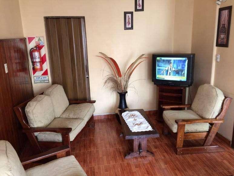 cu38 - Hotel para 2 a 4 personas con cochera en Ciudad De Catamarca