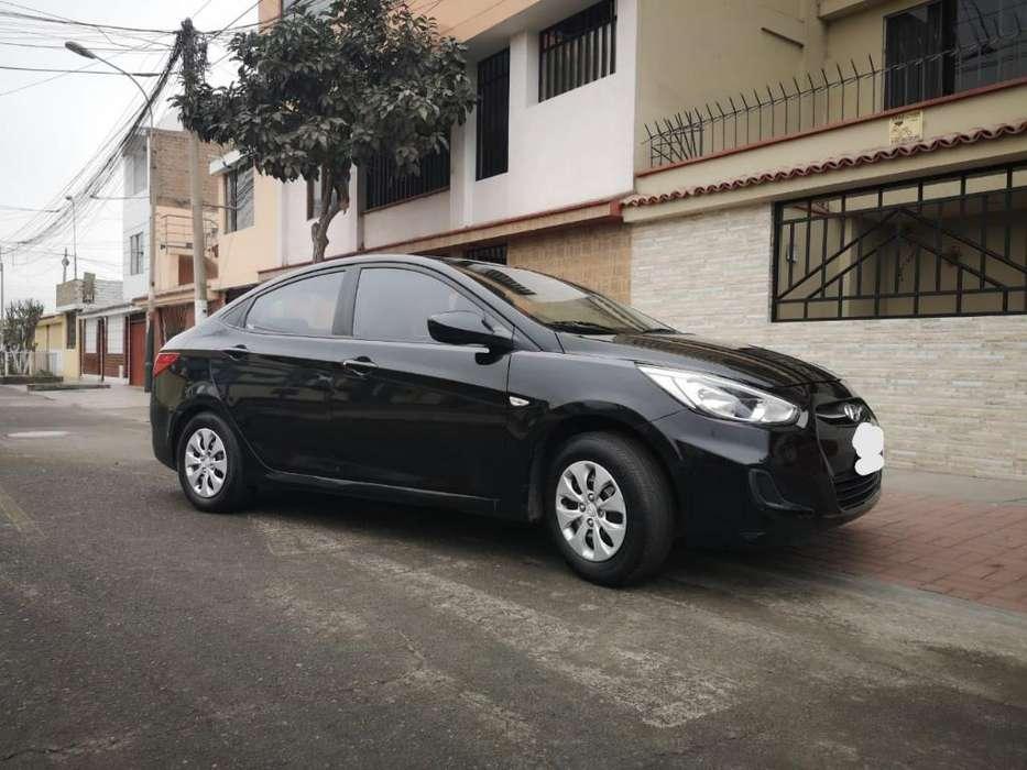 Hyundai Accent 2017 - 52000 km
