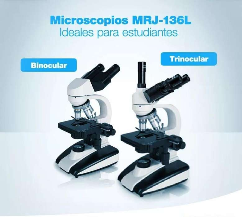 600 microscopios para Estudiantes