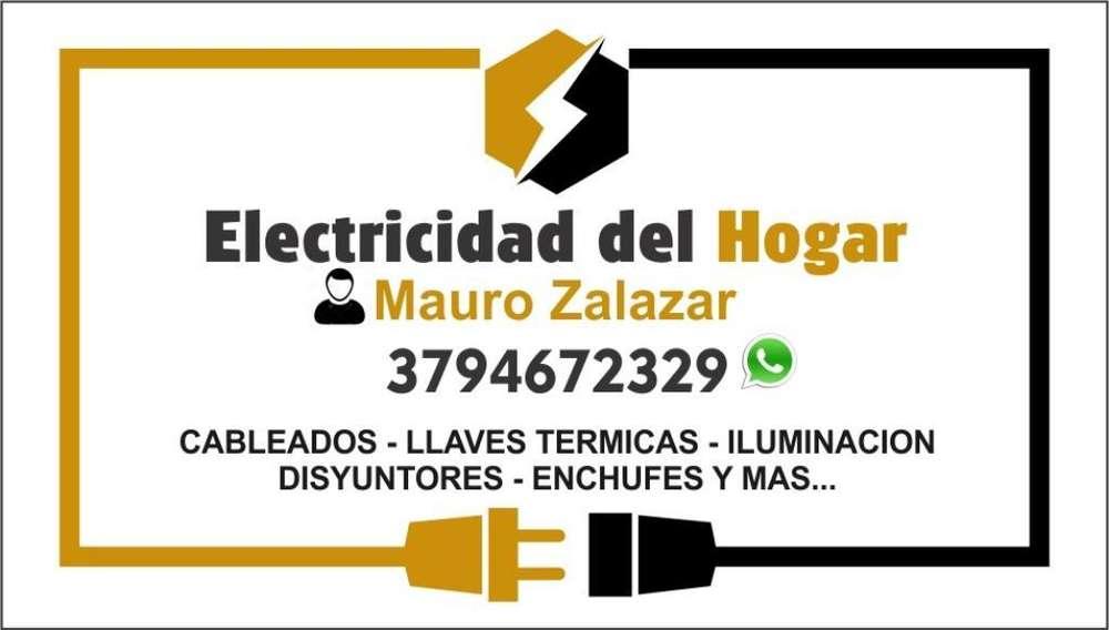 Electricidad Del Hogar 3794672329