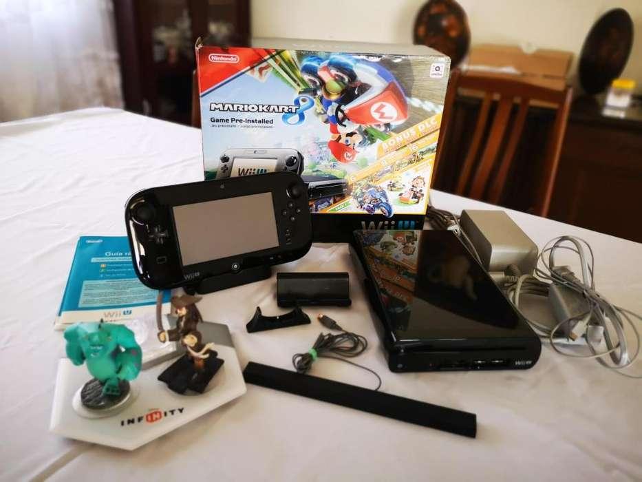 Nintendo Wii U Mario Kart deluxe 32 Gb