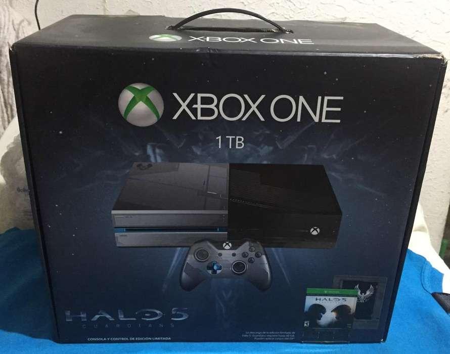Caja de Xbox One Vacia