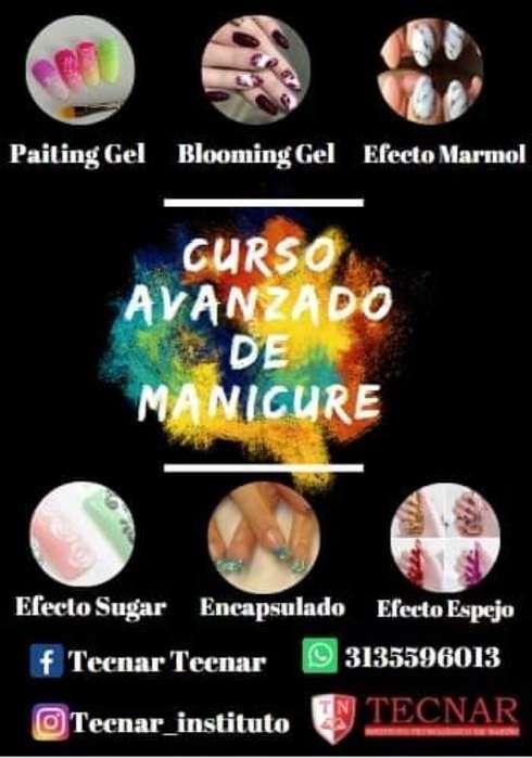 Curso en Manicure Avanzado -