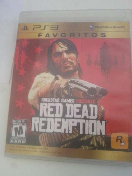 Juego Red Dead Redemption para Ps3