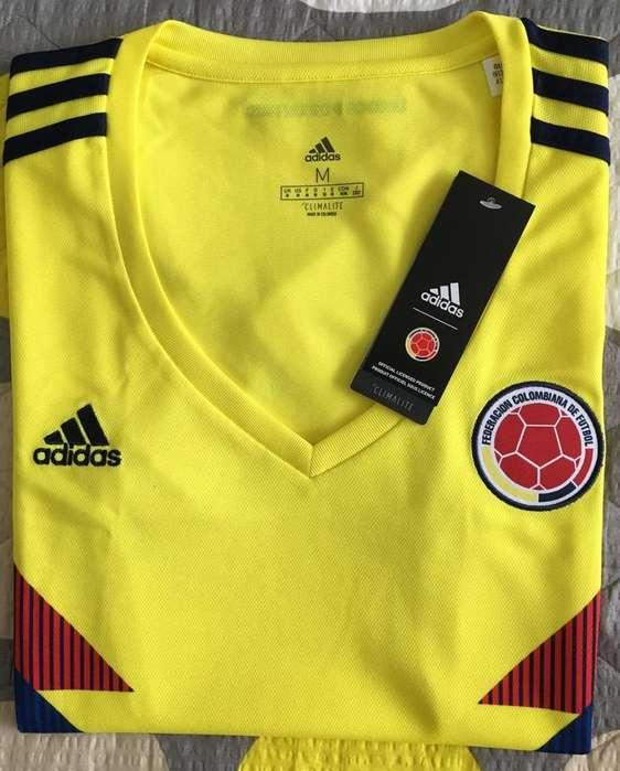 Camiseta Oficial Seleccion Colombia