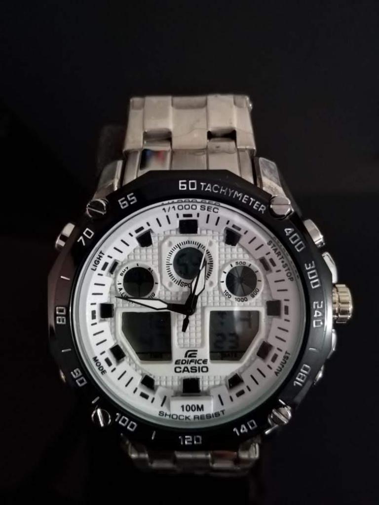 fc57425156f0 Reloj Casio Edifice Ef-531 para hombre. Nuevo con garantia - Bogotá