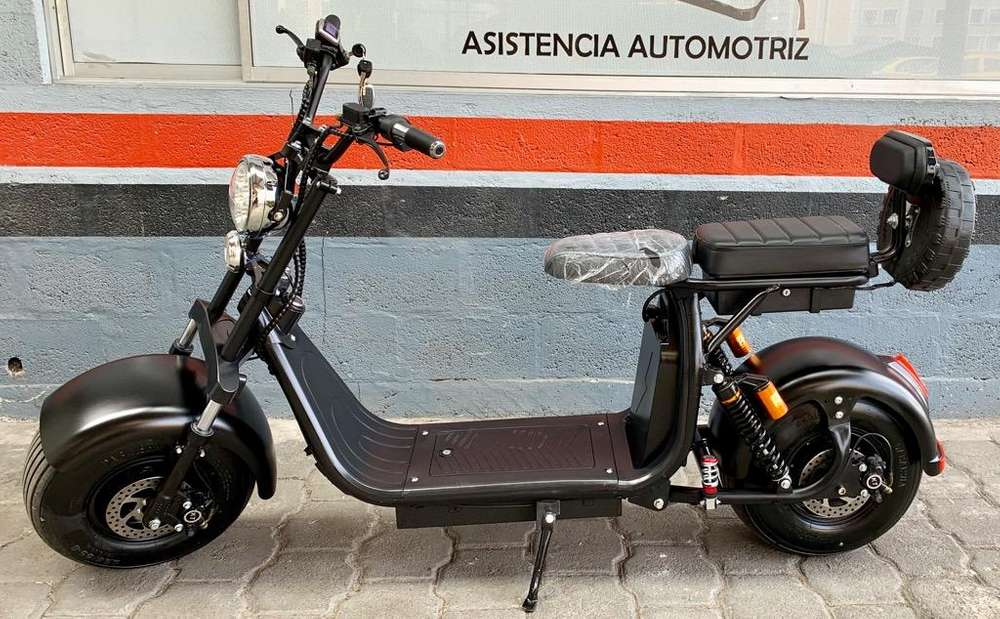 Moto Electrica Scooper <strong>nueva</strong>S 0 KM.