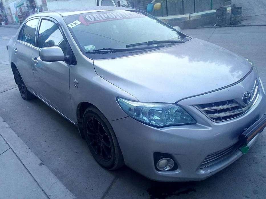 Toyota Corolla 2009 - 1 km