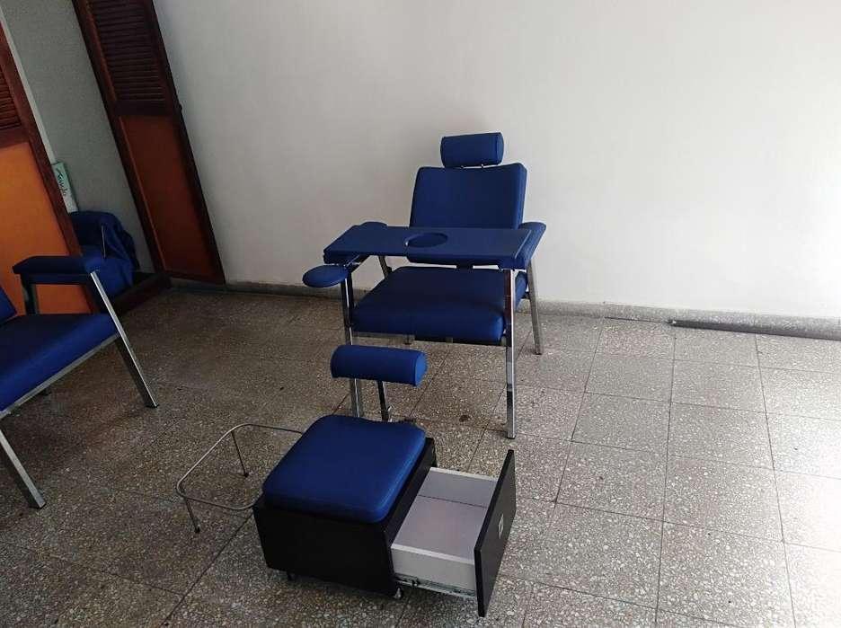 Vendo <strong>mobiliario</strong> para Manicure Y Pedicur