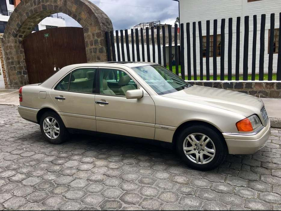 <strong>mercedes-benz</strong> Clase C 1996 - 325000 km